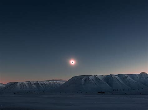 eclipse theme norway today solar eclipse and mountains image norway national
