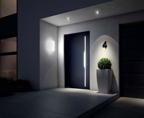 Beleuchtung Eingang by Den Hauseingang Ins Rechte Licht R 252 Cken Home Decor