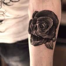 black rose tattoo albuquerque black meaning ideas designs black white