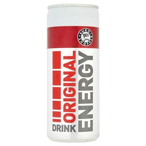 energy drink 30p energiedrinks