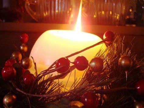 foto candele natalizie sfondi candele natalizie