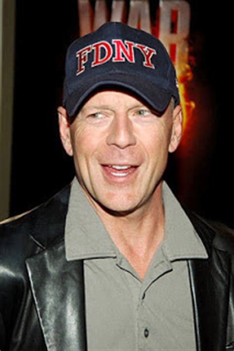 Bruce Willis Hails Stunt After Defying Fall by Times Square Gossip Bruce Willis Die Hurt