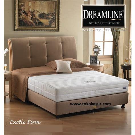 Kasur Per dreamline firm 24cm toko kasur bed murah simpati furniture