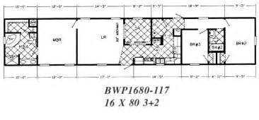 16 x 80 mobile home floor plans 16x80 mobile home floor plans cavareno home improvment