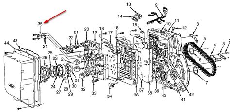 wiring diagrams for ford overdrive transmission get free