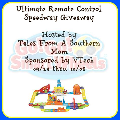 Speedway Sweepstakes - ultimate rc speedway by vtech giveaway sweepstakes fanatics