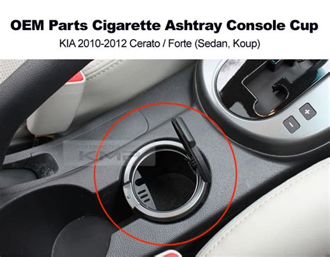 Kia Aftermarket Parts Oem Parts Cigarette Ashtray Console Cup For Kia 2008 2012