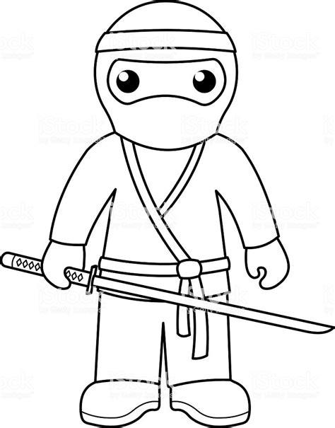 Black Ninjago Coloring Pages