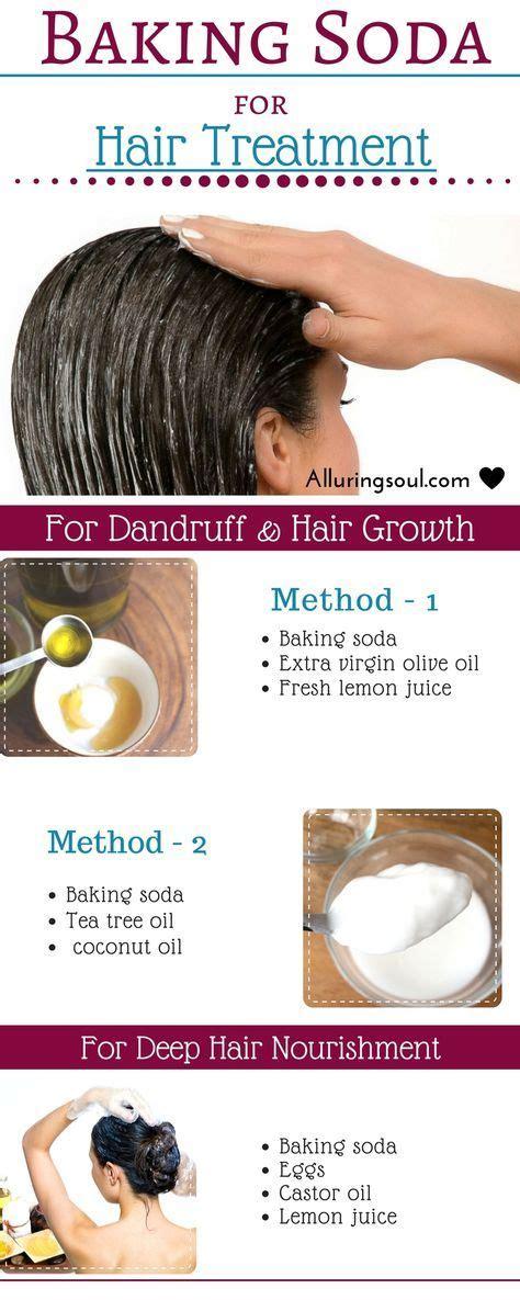 Baking Soda For Hair Detox by Best 25 Hair Ideas On Diy Hair