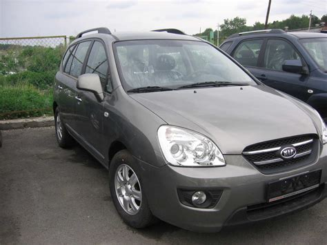 Kia Carens 2009 Review Used 2009 Kia Carens Photos 2000cc Gasoline Ff Manual