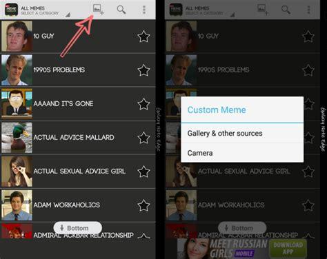 membuat video cepat di android cara membuat meme dengan cepat dan mudah di android