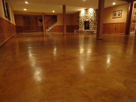 stained concrete in basement stained concrete floor fort wayne polished concrete nick dancer concrete 10 cozy with concrete