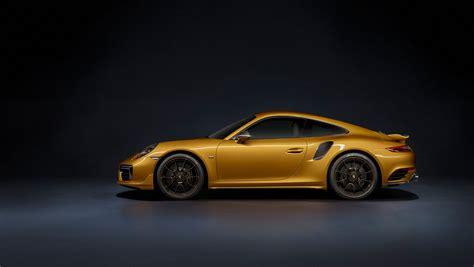 Porsche Exclusive by New Porsche 911 Turbo S Exclusive Series Gets An