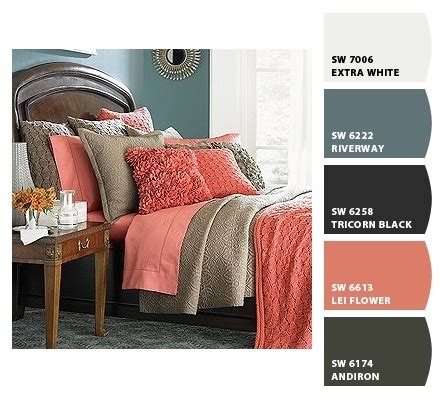 salmon color bedroom salmon paint and color ideas pinterest master bedrooms salmon and chips