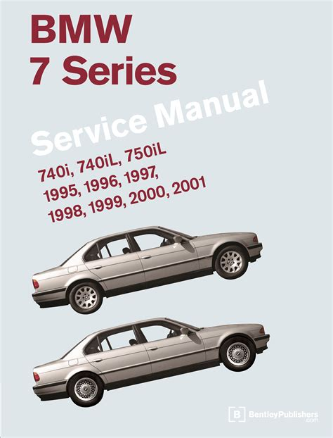 free auto repair manuals 2000 bmw 7 series electronic toll collection front cover bmw repair manual bmw 7 series e38 1995 2001 bentley publishers repair