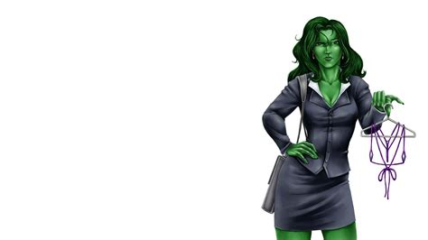 she hulk wallpapers wallpaper cave
