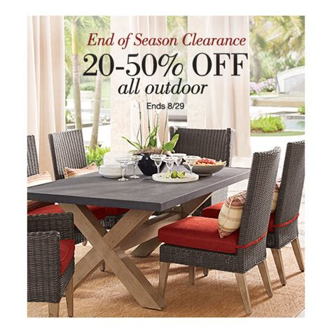 home decorators colection deal of the day up to 50 off outdoor at home decorators