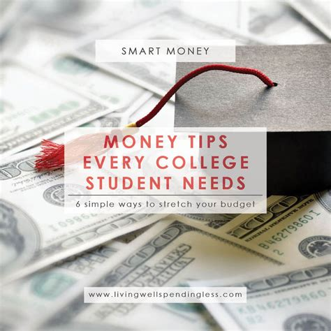money smarts what students want graduates need and parents wish to about money books 6 money tips every college student needs paying for college