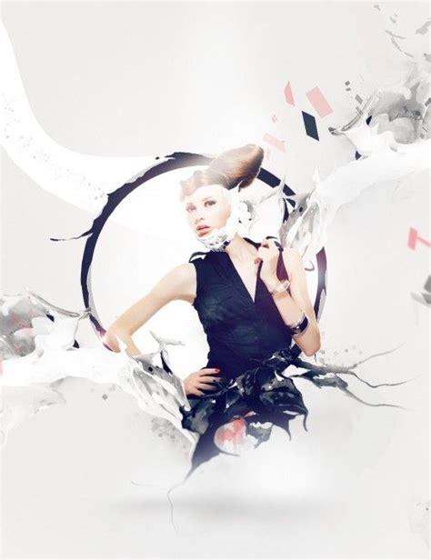 liquid layout photoshop design abstract human manipulation with milk liquid