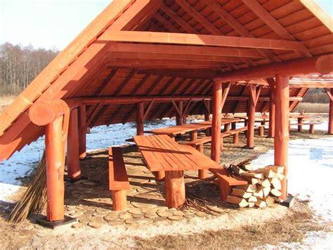 holz pavillon 3x4 meter garten pavillon bartczak gelaender