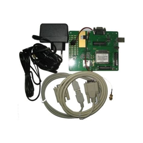 Modul Sim300c Include Antenna Socket Sim Card Connector Pigtail Sim5210 Wcdma Hsdpa Evaluation Kit Include Sim5210