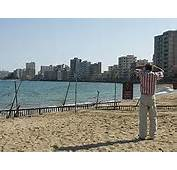 Varosha As Seen From Outside The Military Fence