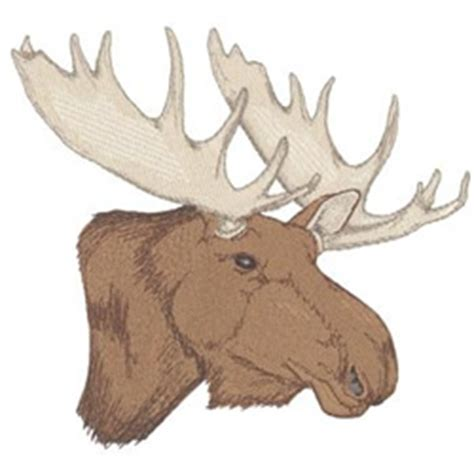 embroidery design moose moose embroidery designs machine embroidery designs at