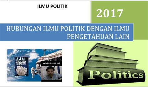 education  knowledge update hubungan ilmu politik