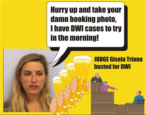 Travis County Tx Court Records Dwi Hit Parade 3 439 708 Visitors Judge Gisela Triana Busted For Dwi
