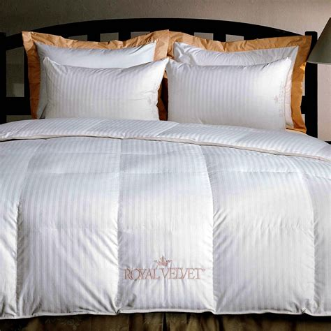 royal velvet down comforter royal velvet signature down comforter
