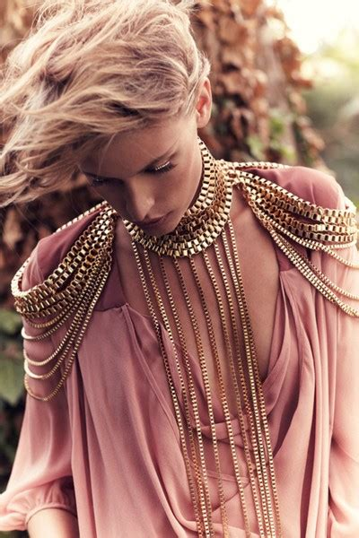 Trend Alert Girlie Chains by For Fashion Freaks Trend Alert Chains Bling