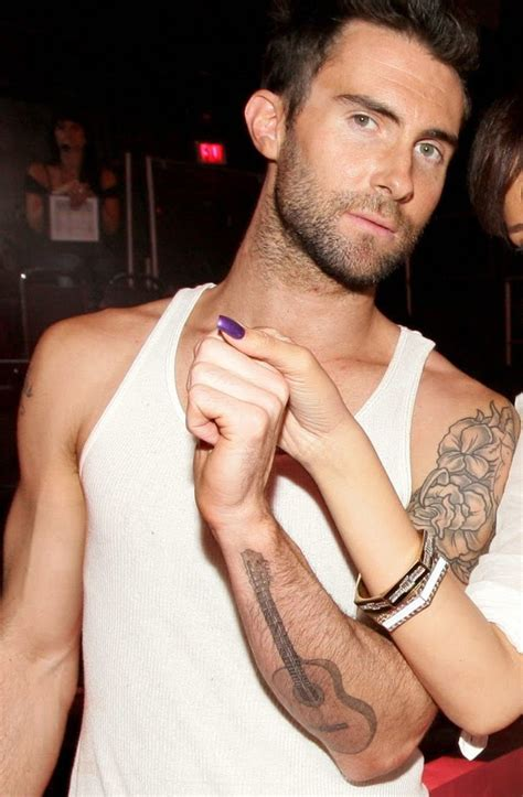 adam levine tattoo sleeve disasters adam levine tattoos