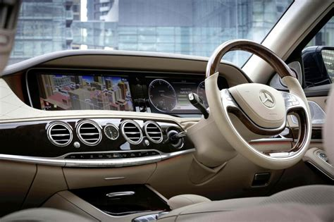 S Class 2013 Interior by Mercedes S Class Drive Atthelights