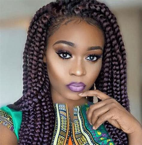Summertime Hairstyles by Summertime Hairstyles Coloured Braids Are In Go Bold