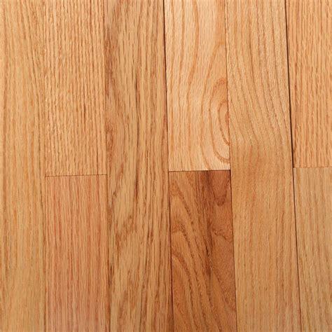 bruce american originals natural red oak         varying  solid hardwood