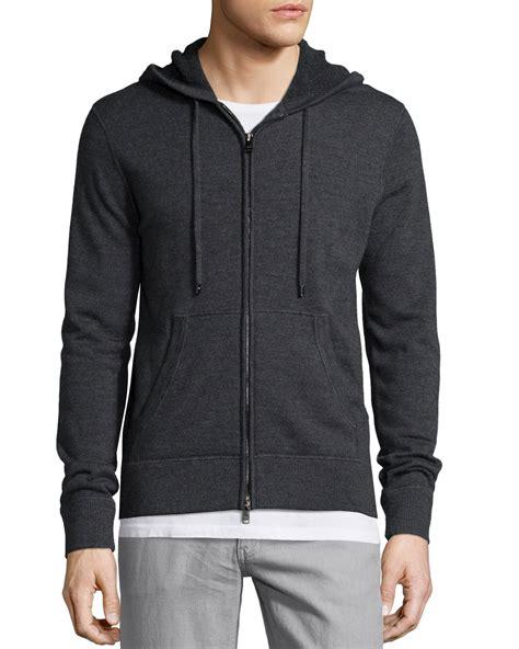 Vest Nike Michael Jaket Hoodie Zipper Sweater Ym01 2 lyst michael kors zip wool hoodie in black for