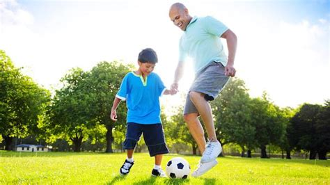 7 Reasons To Play Sports by 7 Reasons To Get Your Children Involved In Sports