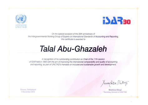 Thank You Letter Quality Assurance thank you letter for provided arab organization