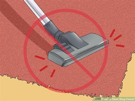 how to vacuum shag rug how to clean shag carpet 12 steps with pictures wikihow