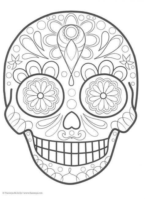 imagenes para colorear ofrendas dia muertos dibujos para colorear el d 237 a de los muertos 9 imagenes