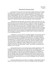 Fahrenheit 451 Essay by Mgmt 491 Business Strategy And Policy Wsu Page 1 Course