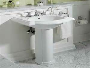 Pedestal Sink Bathroom Design Ideas Pedestal Sink Bathroom Design Ideas