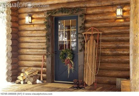 Log Home Front Doors Decorations Around A Log Cabin Door Dreaming Of A Cabin In The Woods