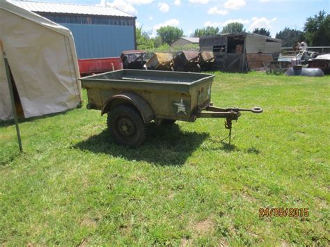 Bantam Jeep Trailer For Sale Bantam Trailer Search Results Ewillys Page 2