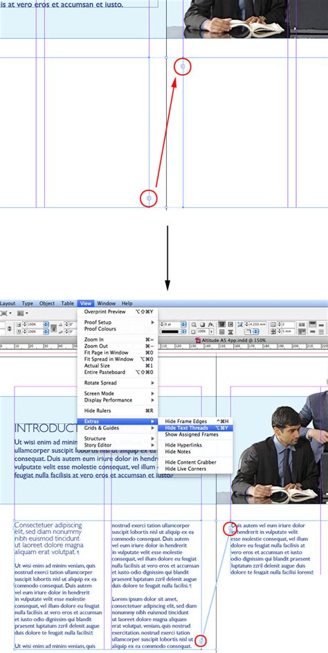 How To Make An A5 Print Ready Leaflet Indesign Cs5 | how to make an a5 print ready leaflet indesign cs5 tuts