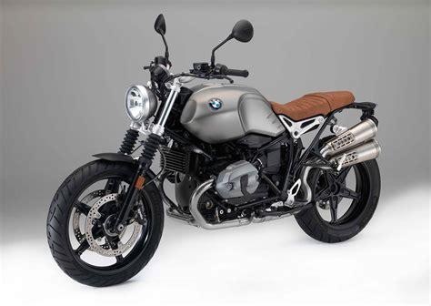 bmw motorcycle scrambler bmw unveils r ninet scrambler 171 motorcycledaily com