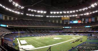 Mercedes Stadium Capacity 24 Louisiana Superdome Mercedes Superdome