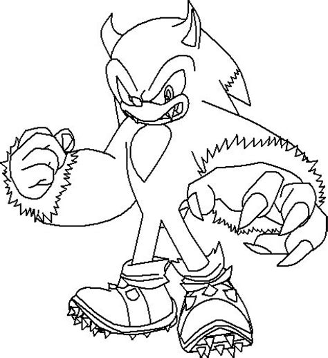 unleashed coloring pages sonic the hedgehog coloring pages 111 kb jpeg sonic