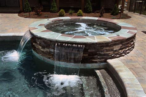 residential spas portfolio national pools  roanoke