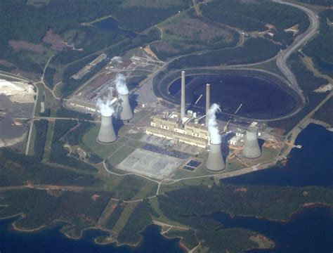 georgia power and light georgia power power plant emissions plan to retire coal